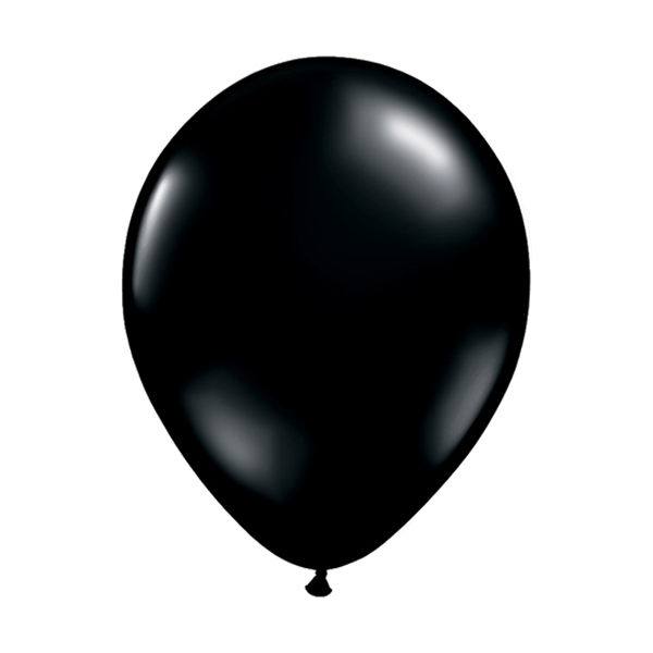 Black Onyx Balloons - Sweet Layer Cake