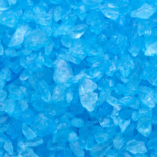 Blue Rock Candy Crystals - 200g - Sweet Layer Cake