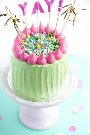 Cactus Party - Sweet Layer Cake