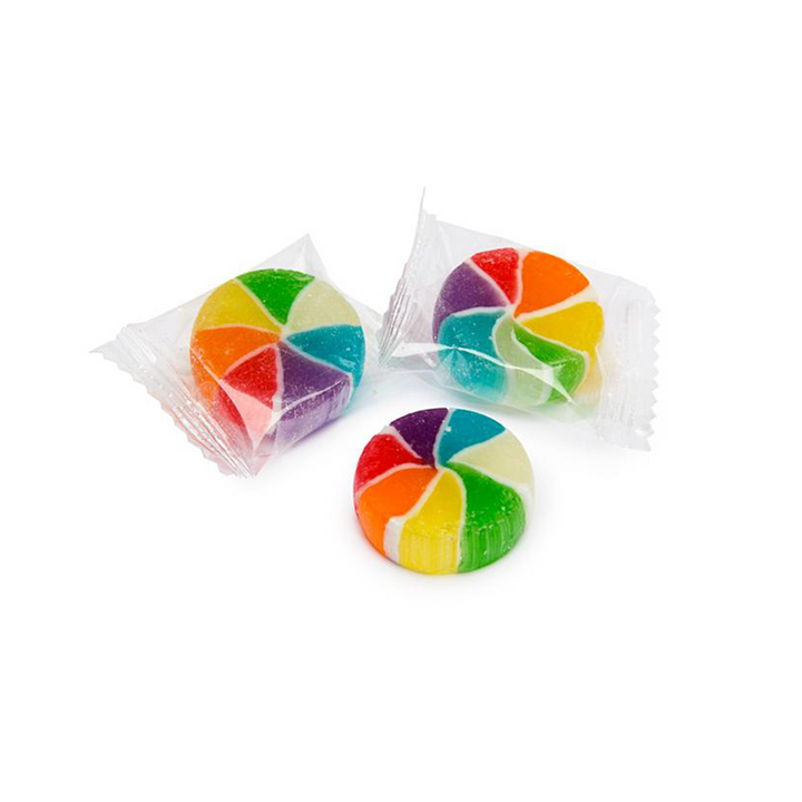 Rainbow Candy Circles - 150g - Sweet Layer Cake