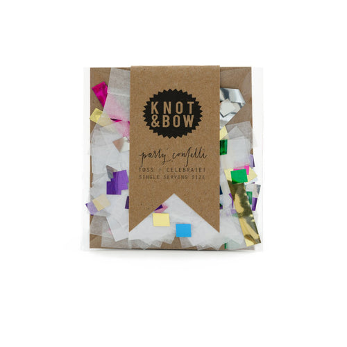 Classic Party Single Serving Size Confetti - Sweet Layer Cake