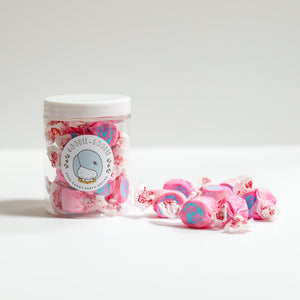 Cotton Candy Taffy - Sweet Layer Cake
