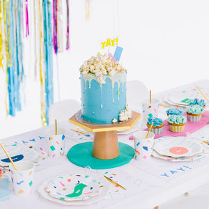 Happy Everything Napkins - Sweet Layer Cake
