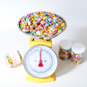5x Ice Cream Sundae Candy Mix - Sweet Layer Cake