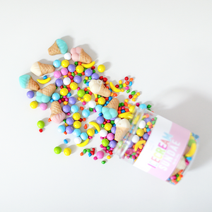 Ice Cream Sundae Candy Mix - Sweet Layer Cake