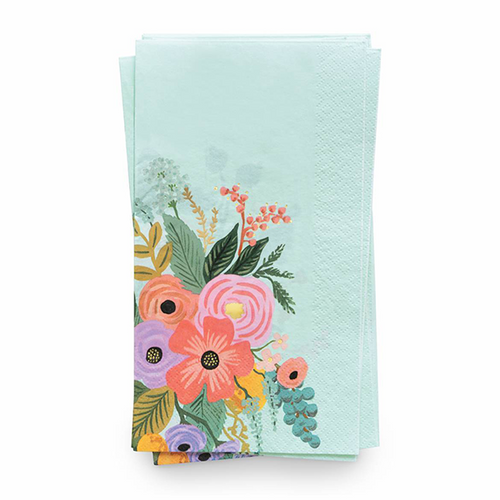 Garden Party Guest Napkins - Sweet Layer Cake