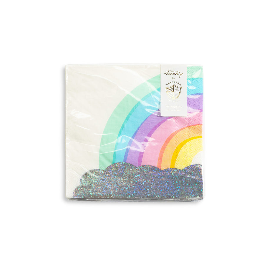 Over The Rainbow Napkins - Sweet Layer Cake