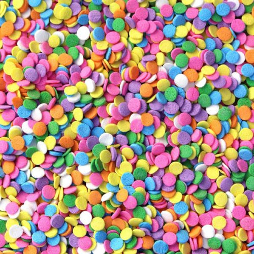Classic Confetti Sequins - Sweet Layer Cake