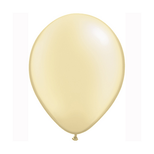 Pearl Ivory Balloons - Sweet Layer Cake