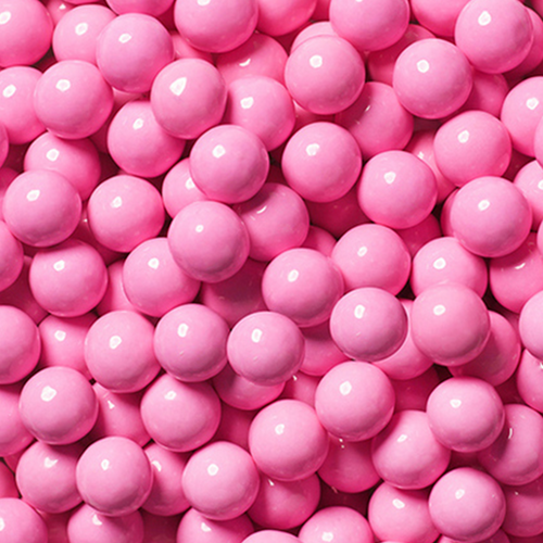 Pastel Pink Chocolate Balls - 200g - Sweet Layer Cake