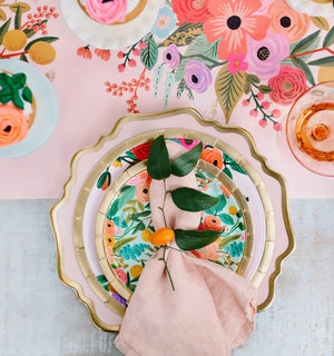 Garden Party Plates (Small) - Sweet Layer Cake