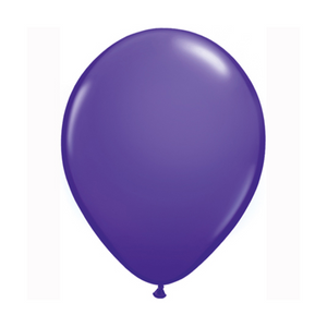 Purple Violet Balloons - Sweet Layer Cake