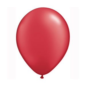 Pearl Ruby Red Balloons - Sweet Layer Cake