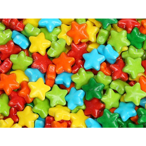 Candy Stars - Sweet Layer Cake