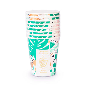 Daydream Society Tropicale Cups UK