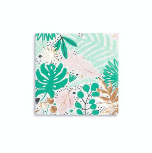 Tropicale Napkins - Sweet Layer Cake