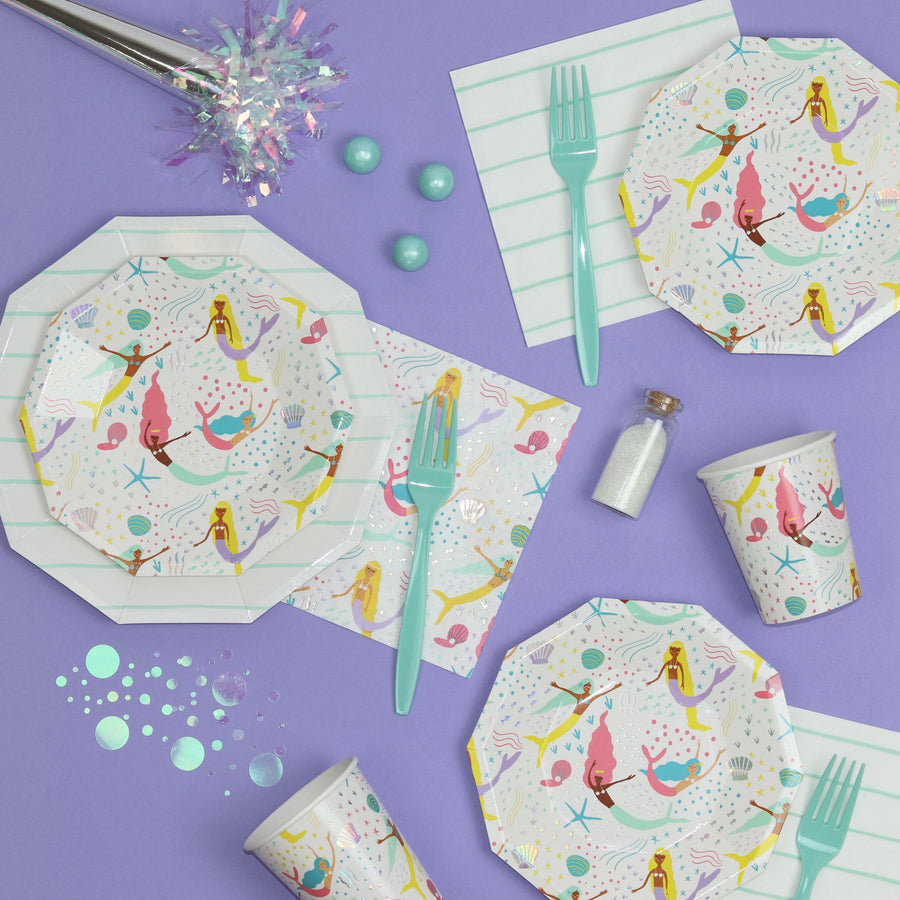 Under The Sea Napkins - Sweet Layer Cake