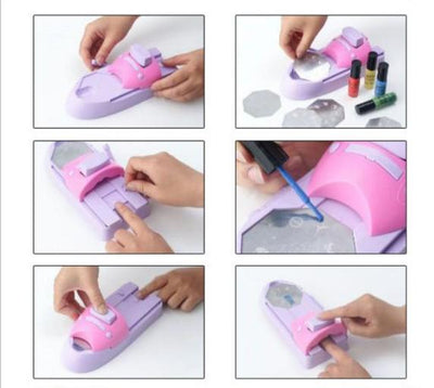 Nail Art Stamp Machine Trendiscovery