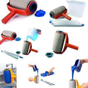 Multi-functional Wall Decorative Paint Roller