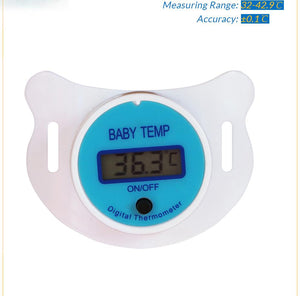 Baby Pacifier Digital Thermometer - Trendiscovery