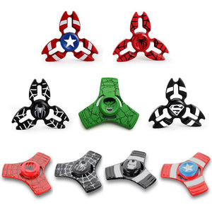 Collectibles Super Hero Fidget Spinner - Trendiscovery