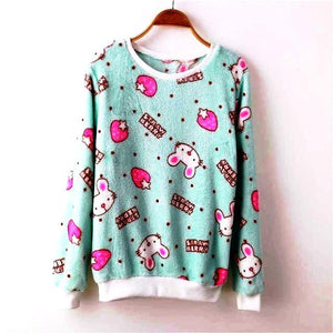 Cutie Pullover - Trendiscovery