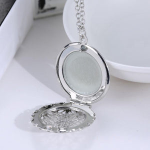 Luminous  Wicca Locket Necklace - Trendiscovery
