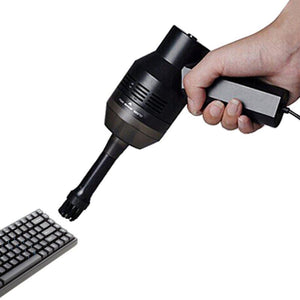 USB Supported Handy Vacuum Cleaner