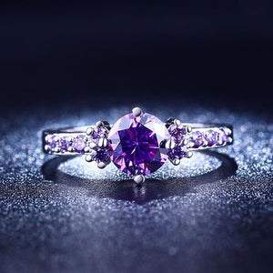 Amethyst Ring - Trendiscovery