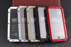 Heavy Duty Shockproof iPhone Case - Trendiscovery