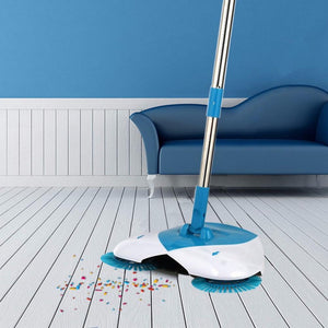 Cordless Hurricane Spinning Broom - Trendiscovery