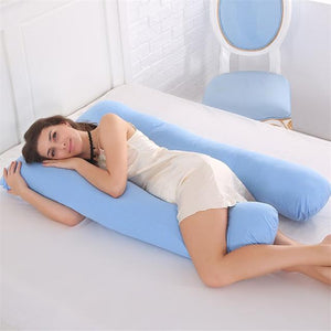 Comfort U™ Full Body Pillow - Trendiscovery
