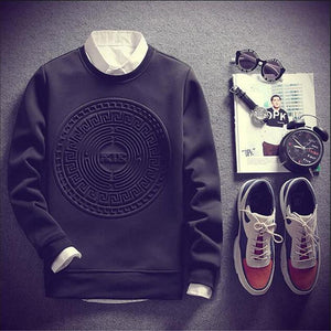 Men Tracksuit Sweatshirt