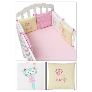 BabyBed Bumper (6pcs) - Trendiscovery