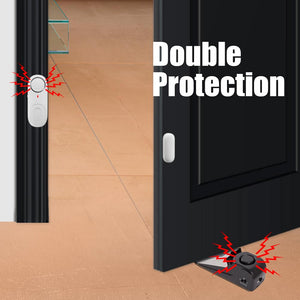 Anti-theft Door Stopper Alarm - Trendiscovery
