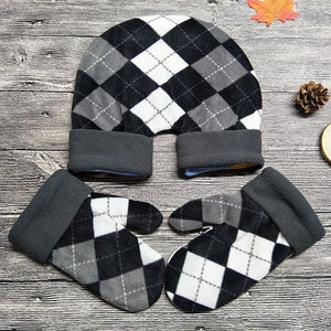 Romantic Winter Mittens