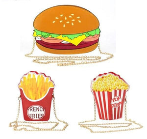 Fastfood Shaped Chain Bag - Trendiscovery