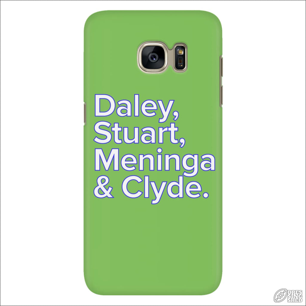Rugby League Phone Case Canberra Legends Galaxy S7 Phone Cases