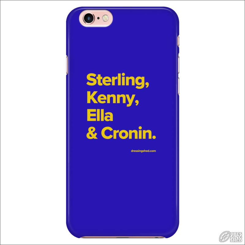 Rugby League Phone Case Parramatte Legends iPhone 6/6s Phone Cases