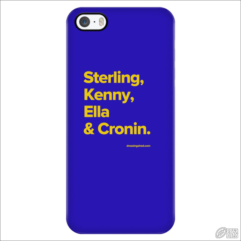 Rugby League Phone Case Parramatte Legends iPhone 5/5s Phone Cases