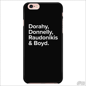 Rugby League Phone Case Wests Legends iPhone 6/6s Phone Cases