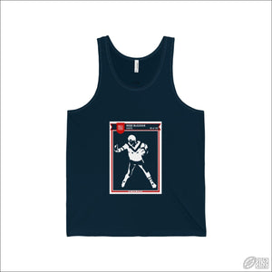 Rugby League Singlet Easts Footy Card Navy / S Tank Top