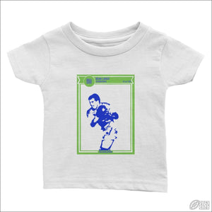 Rugby League T-shirt Infant Canberra Footy Card 6M Kids clothes