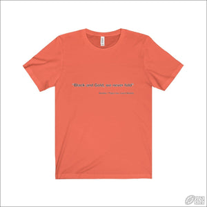 Rugby League T-shirt Mens Balmain Quote Coral / S T-shirt - Mens