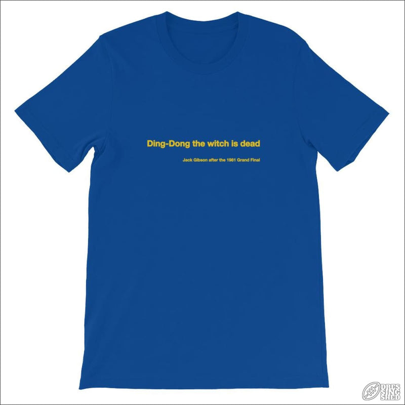 Rugby League T-shirt Mens Parramatta Quote S T-shirt - Mens