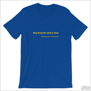 Rugby League T-shirt Mens Parramatta Quote T-shirt - Mens
