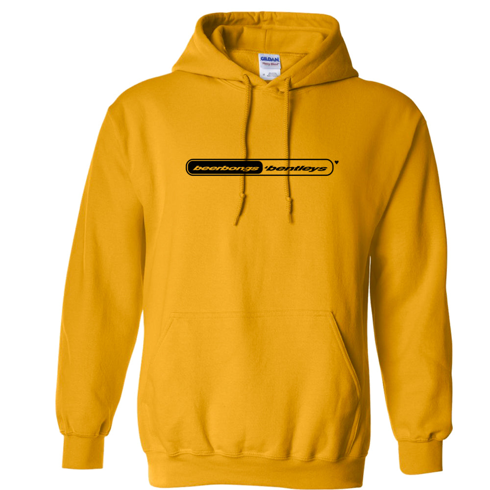 Post Malone Beerbongs and Bentley Hoodie  Post Malone Hoodie  Post Malone  Merch  S-3XL  -