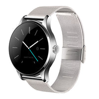 Fashionable Style Waterproof Watch Ultrathin Round Style Smart Watch