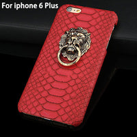 Luxury Snake Cover For iPhone Models