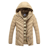 HEE GRAND Fashion Male Clothing High Quality Casual Winter Warm Jackets And Coats For Men MWM1653